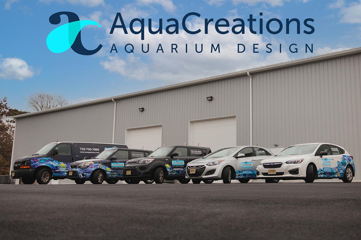 Aqua Creations Aquarium Design
